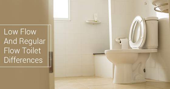 the differences between low flow and regular flow toilets brothers plumbing company