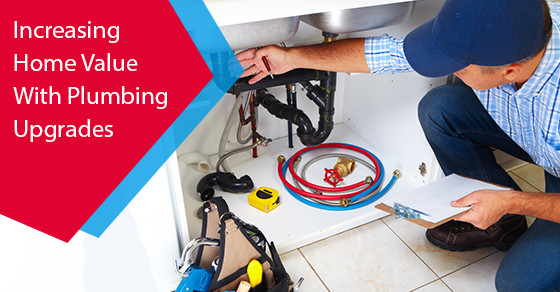 Increasing Home Value With Plumbing Upgrades