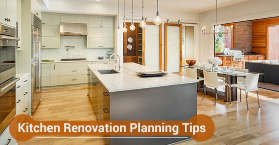 Kitchen Renovation Planning Tips