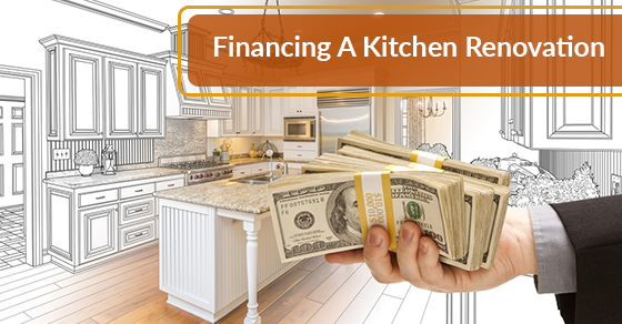 3 tips for financing a kitchen renovation brothers for Kitchen renovation return on investment