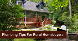 Plumbing Tips For Rural Homebuyers
