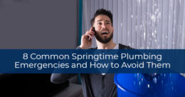 8 Common Springtime Plumbing Emergencies and How to Avoid Them