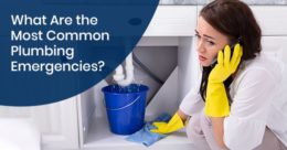 What Are the Most Common Plumbing Emergencies?