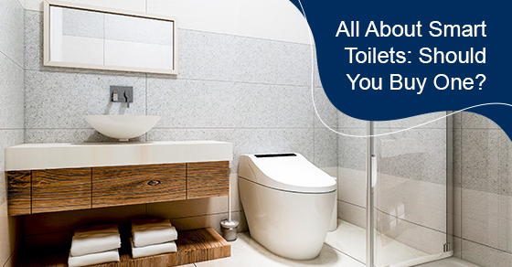 All about smart toilets: Should you buy one?