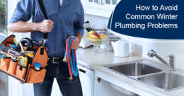 How to avoid common winter plumbing problems