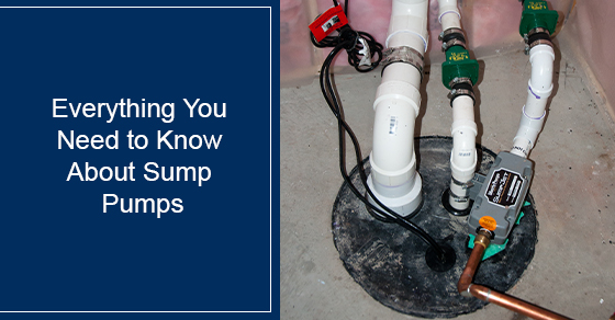 Everything You Need to Know About Sump Pumps